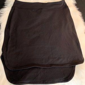 Lululemon High Low Skirt Size 6 EUC